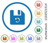 undo last file operation flat...   Shutterstock .eps vector #1103521514