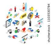 new workforce icons set.... | Shutterstock .eps vector #1103530784