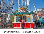 pigeon forge  tennessee  usa  ... | Shutterstock . vector #1103546276