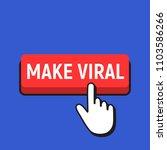 hand mouse cursor clicks the... | Shutterstock .eps vector #1103586266