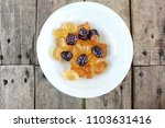 jelly gummy candies | Shutterstock . vector #1103631416