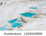 Pamukkale Hot Springs In...