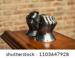 medieval armor  detail of an... | Shutterstock . vector #1103647928