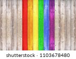 Small photo of Grunge surface with wood texture background. Wood texture background surface with LGBT natural pattern or white wood texture table top view. Grunge surface with wood texture background. Vintage