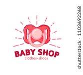 set templae design color logo... | Shutterstock .eps vector #1103692268