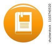 bookstore icon. simple... | Shutterstock .eps vector #1103740520