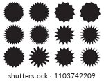 special offer sale tag ... | Shutterstock .eps vector #1103742209