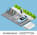 isometric vector illustration... | Shutterstock .eps vector #1103777726