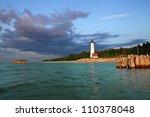 Crisp Point Lighthouse. Image...
