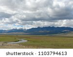 plain valley of the meandering... | Shutterstock . vector #1103794613