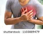 Man Having Heart Attack....