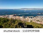 gibraltar  uk   may 18  2017 ...   Shutterstock . vector #1103939588