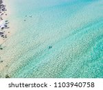 an aerial view of the beach... | Shutterstock . vector #1103940758