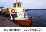 poole harbour  dorset  england  ...   Shutterstock . vector #1103968724