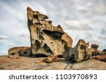 unusual rock formations  known... | Shutterstock . vector #1103970893