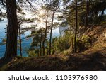view of the black sea from the...   Shutterstock . vector #1103976980