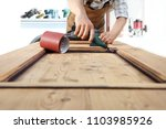 Carpenter Work The Wood With...