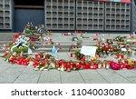 berlin  germany   january 1 ... | Shutterstock . vector #1104003080