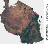 large  21 mp  satellite image... | Shutterstock . vector #1104042719