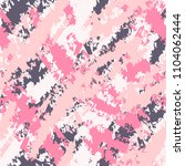pink grunge seamless pattern....   Shutterstock .eps vector #1104062444