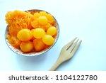 thai traditional desserts made...   Shutterstock . vector #1104122780