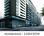 3d business building | Shutterstock . vector #110415254