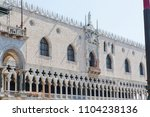 doge's palace in venice | Shutterstock . vector #1104238136