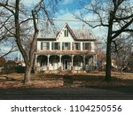 Old Abandoned Victorian House