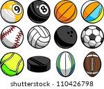 vector illustrations of sport...
