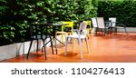 colorful seating area in my... | Shutterstock . vector #1104276413