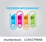 business infographic.vector...