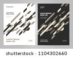 brochure design template vector.... | Shutterstock .eps vector #1104302660