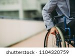 after car accident and... | Shutterstock . vector #1104320759