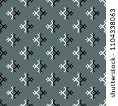 seamless pattern with abstract...   Shutterstock .eps vector #1104338063