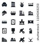 set of vector isolated black... | Shutterstock .eps vector #1104343253