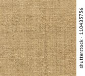 light natural linen texture for ... | Shutterstock . vector #110435756