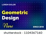 minimalistic gradient...   Shutterstock .eps vector #1104367160