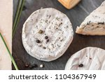 cheese board selection | Shutterstock . vector #1104367949