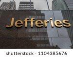 new york city  new york usa  ...   Shutterstock . vector #1104385676