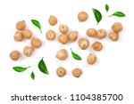 Dry Raw Organic Chickpeas...