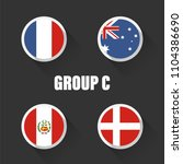 groups football world... | Shutterstock .eps vector #1104386690
