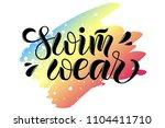 vector illustration of...   Shutterstock .eps vector #1104411710