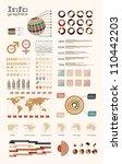 detail infographic vector... | Shutterstock .eps vector #110442203