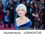 cannes  france   may 12  2018 ... | Shutterstock . vector #1104434720