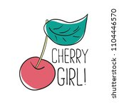typography graphic slogan... | Shutterstock .eps vector #1104446570