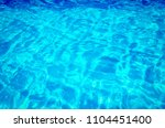blue water background in... | Shutterstock . vector #1104451400