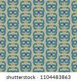 seamless decorative pattern...   Shutterstock .eps vector #1104483863