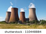 Coal Fired Power Station With...