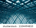 curvilinear grid structures.... | Shutterstock . vector #1104494810