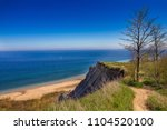 a scenic view of the ontario... | Shutterstock . vector #1104520100